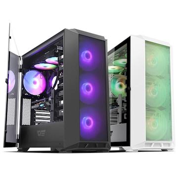 darkFlash DLX23 MESH RGB 강화유리