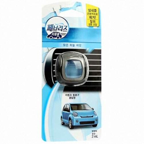 P&G 페브리즈 차량용 방향제 3개(맑은하늘바람)