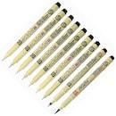 피그마 마이크론 XSDK 펜