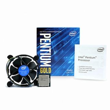 인텔 펜티엄 골드 G5400 (커피레이크)(정품)