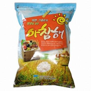 아침농산  아침해 현미 5kg (17년 햅쌀) (1개)