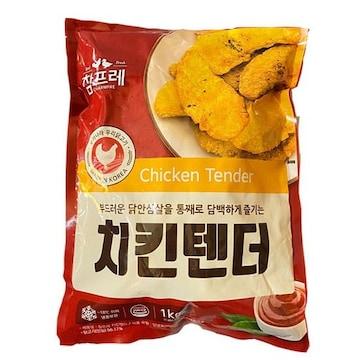 참프레 치킨텐더 1kg(1개)