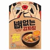아워홈 뼈없는 감자탕 300g  (9개)