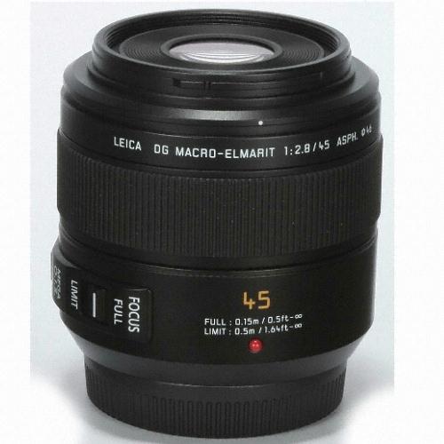 파나소닉 Leica DG MACRO-ELMARIT 45mm F2.8 ASPH MEGA OIS (병행수입)_이미지
