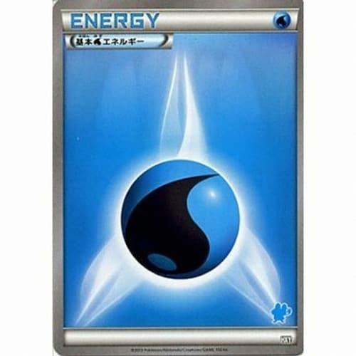 포켓몬코리아  포켓몬스터XY 카드게임 낱장카드 물 에너지_이미지