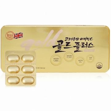 고려은단 비타민C 골드플러스 120정(1개)