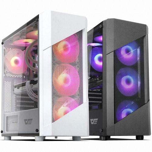 darkFlash POLLUX RGB 강화유리 (화이트)_이미지