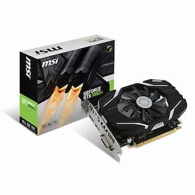 MSI 지포스 GTX1050 Ti OC D5 4GB 스톰