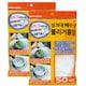 시바타  싱크대 배수구 폴리거름망(스타킹타입) (100매)_이미지