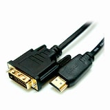 CABLEMATE  HDMI to DVI 기본형 골드 1.4v 케이블(7m)