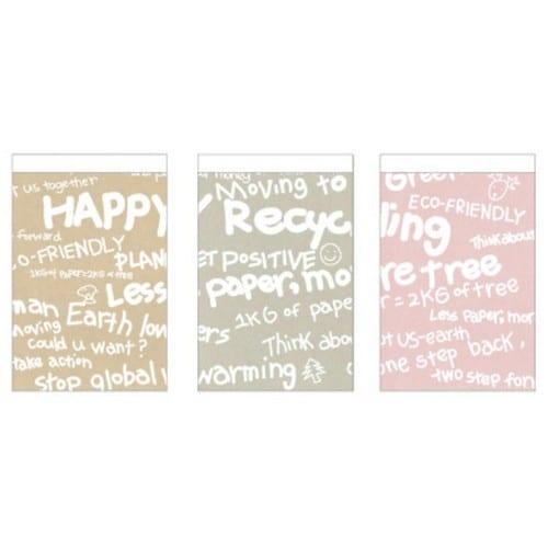 레드포인트  Happy recycling note (선택구매)_이미지