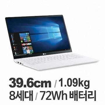 LG전자 2018 그램 15Z980-GA56K(기본)