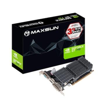 MAXSUN 지포스 GT710 파워해머 D3 1GB_이미지