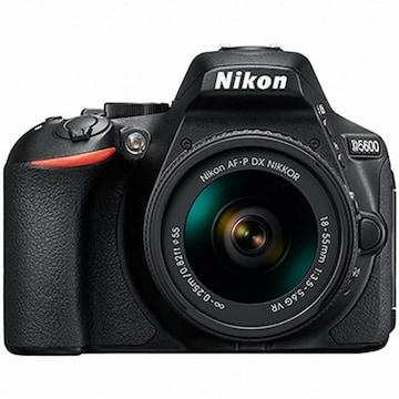 니콘 D5600 (AF-P 18-55mm VR)