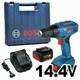 보쉬  GSR 1440-LI Professional (1.3Ah+2.6Ah, 배터리 2개)_이미지