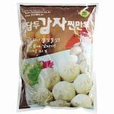 푸드웨어  담두 감자 찐만두 1.4kg (4개)_이미지