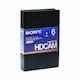 SONY BCT-6HD HDcam 6분 DV테이프_이미지