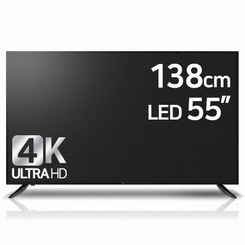 지원아이앤씨 InstantON UV550 UHDTV HDR (스탠드, 배송)_이미지