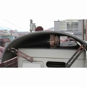 영후시스템 에어컨 실외기 차양막/커버 B-100_이미지