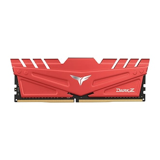 TeamGroup T-Force DDR4-3200 CL16 DARK Z RED (32GB)_이미지