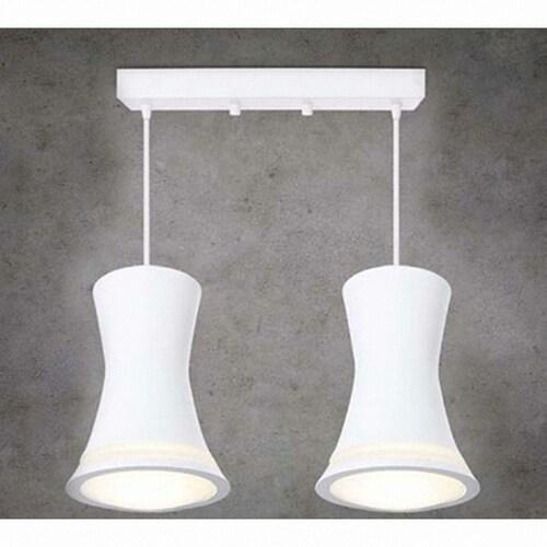 씨티오  LED 1인용 식탁등 2등 20W_이미지