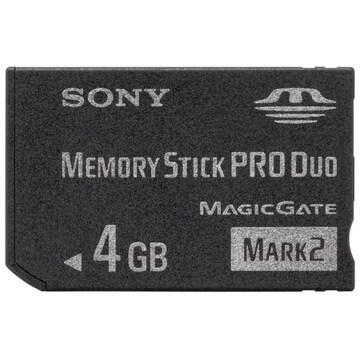 SONY 메모리스틱 프로듀오 MARK2 (4GB)_이미지
