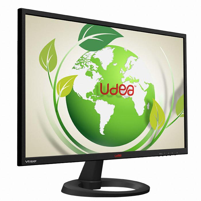 제이씨현 UDEA LOOK 240 PVA HDMI 유케어 ECO 무결점