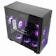 darkFlash DLE21 RGB MESH 강화유리 (블랙)_이미지
