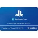 PSN 플레이스테이션 스토어 기프트 카드 한국