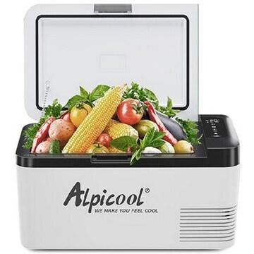 알피쿨 차량용 냉장고 K25 (해외구매)