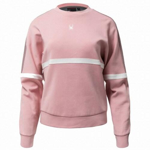 스파이더  여성 레이어링 스웨트 셔츠 SPEPCNRL351W-PNK_이미지