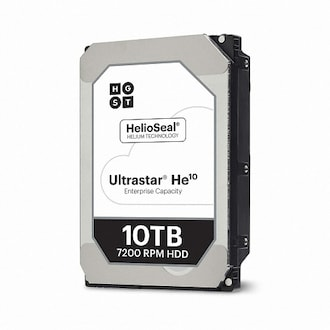 HGST Ultrastar He10 7200/256M (HUH721010ALE600, 10TB)_이미지