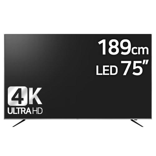 알파스캔 프레스티지 A75UH 4K UHD TV HDR (스탠드)_이미지