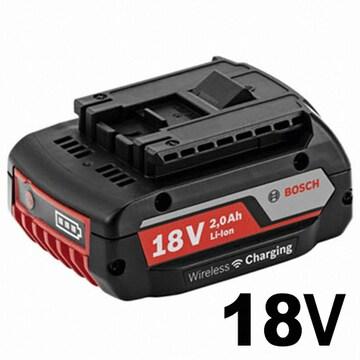 보쉬 무선리튬배터리 GBA 18V (2.0Ah)