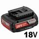 보쉬  무선 리튬 배터리 GBA 18V (2.0Ah)_이미지_0