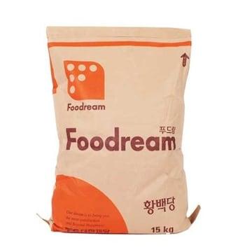대한제당 푸드림 황백당 15kg(1개)