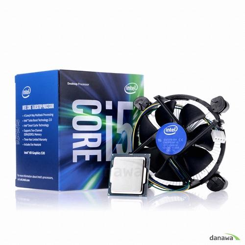 인텔 코어i5-6세대 6400 (스카이레이크) (정품)