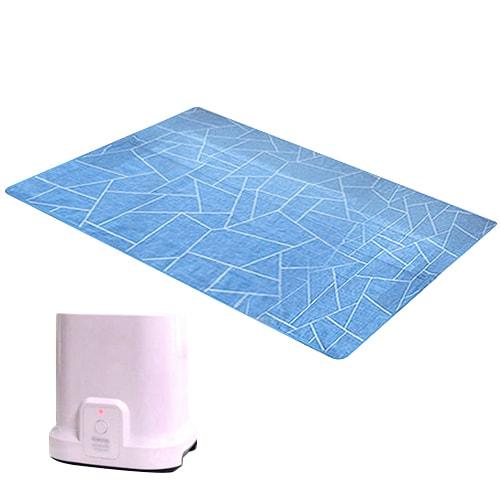 일월  아이스킹 냉수매트 2020년형 (2인용, 110x150cm, 더블, IW-IKD)