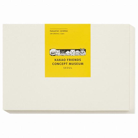 포몰 컨셉뮤지엄 포스트카드세트
