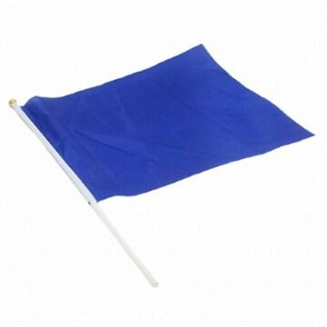스투피드 응원깃발 블루 40x30(60개)