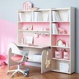 일룸 링키 책상,책장+시디즈 링고 의자