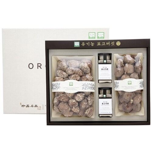 참농인 유기농 표고버섯 혼합세트 2호 (1개)