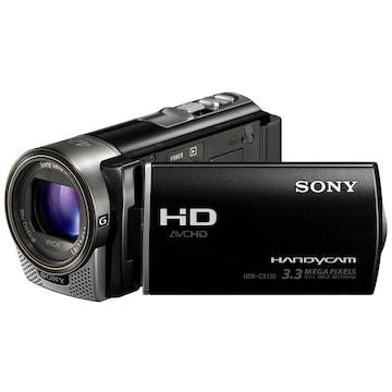 SONY HandyCam HDR-CX130 (4GB 패키지)_이미지