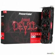 PowerColor 라데온 RX 570 D5 4GB 붉은악마 디앤디컴