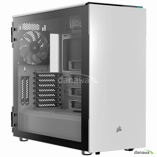 CORSAIR CARBIDE SERIES 678C 화이트