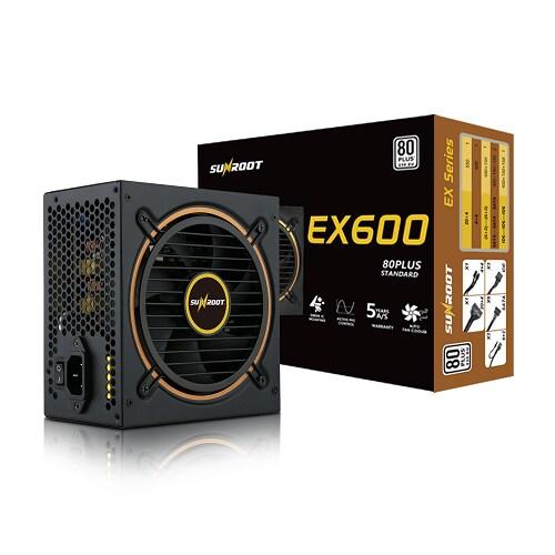썬루트 EX600 80PLUS STANDARD 230V EU_이미지