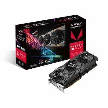 ASUS ROG STRIX 라데온 RX Vega 64 O8G GAMING HBM2 8GB