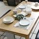 삼익가구  리암 원목 내츄럴 식탁세트 850 (의자2개)_이미지