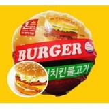 한맥식품 리얼치킨불고기 228g  (3개)
