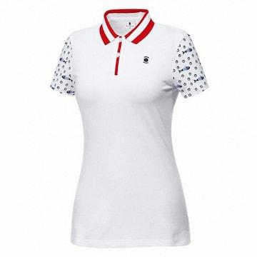 와이드앵글 여성 T-UP 소매패턴 반팔티셔츠 WWM17231W2